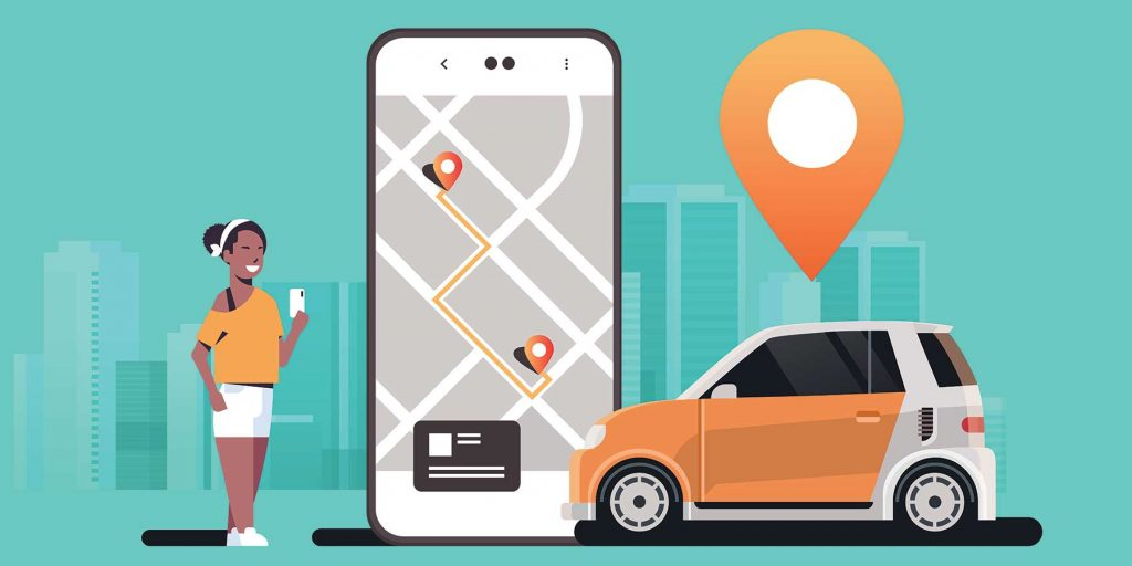 uber location services