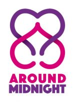 Around Midnight logo